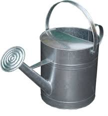 galvanised metal watering can at wilko com clip art library