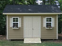 How To Build A Shed Ramp On Uneven Ground by Outdoor Storage Sheds Raleigh Heritage Carolina Yard Barns