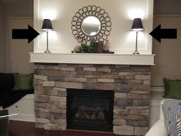 frog prince us stone fireplace makeover remodel diy trick painting