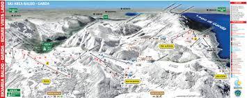 Modena Map by Brentonico Ski Skimap Org