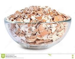 ground egg shells ground egg shells stock photo image 72489157