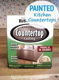 Painting Kitchen Countertops by Best 25 Painting Kitchen Countertops Ideas Only On Pinterest