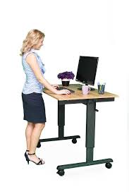 stand up desk store silver tree communications