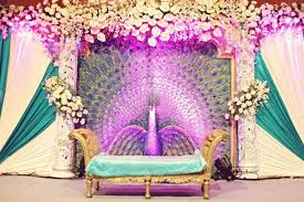 decoration for indian wedding design your wedding peacock inspired indian wedding decor