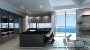Open Balcony Design Watch Sharks From Your 50th Floor Balcony Pool Porsche Design