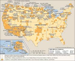 map usa indian reservations indian tribe territory map figure 3 us american tribal