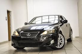 used lexus 2007 2007 lexus is 250 stock 038435 for sale near sandy springs ga