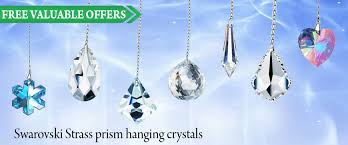 hanging crystals garland chain replacement chandelier parts