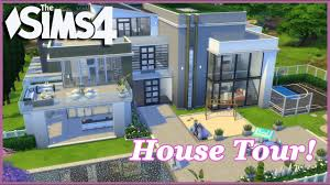 the sims 4 movie star dream mansion house tour youtube