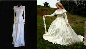 vintage 1940 wedding dresses 1920s 1980s how to identify the era of a vintage wedding dress
