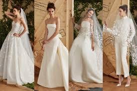 carolina herrera bridal carolina herrera 2017 bridal collection report bridesmagazine co uk