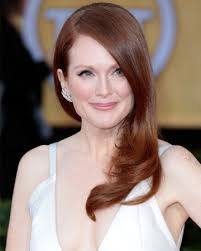julie ann moore s hair color 2013 sag awards hair ladies love side parts