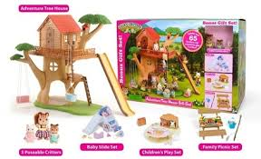 Calico Critters Play Table by Houses U0026 Furniture Calico Critters