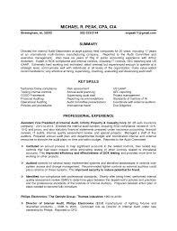 auditor cover letter internal auditor resume template