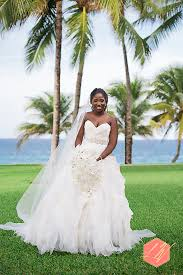 bahama wedding dress luxurious wedding at the atlantis resort bahamas adrienne