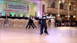 blackpool 2014 men ballroom senior b class final european