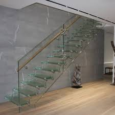 Glass Stairs Design Mistral All Glass Glass Stairs From Siller Treppen Architonic