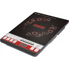 Price Of Induction Cooktop Kenson Kic222 Induction Cooktop Black Price In India With Offers