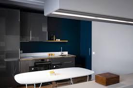 cuisine mur bleu nouveau look pour sa cuisine galerie photos de dossier 35 149