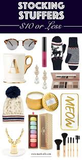 christmas best stocking stuffers for her ideas on pinterest