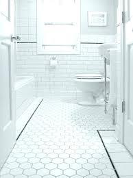 subway tile bathroom floor ideas subway tile bathroom ideas ibbc club