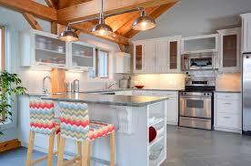 idee cuisine avec ilot idee cuisine cuisine idee cuisine ouverte sur salon fonctionnalies