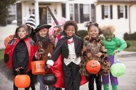 April Halloween Costume Tricks Treats Tips Keeping Safe Halloween Rainbow