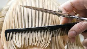 long hair cut long hair buzzed off bob cut long hair cutting