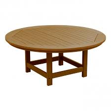 48 Round Patio Table by Round 48 Diameter Conversation Coffee Table Outdoor Furniture
