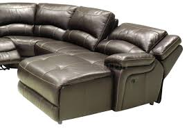 Contemporary Reclining Sofa Decoration Modern Leather Recliners