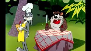 turkey bugs bunny and taz clip hd
