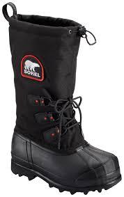 s glacier xt boots sorel glacier xt black gratis verzending snowcountry nl