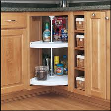 Replacement Shelves For Kitchen Cabinets by Shop Rev A Shelf 2 Tier Plastic Pie Cut Cabinet Lazy Susan At
