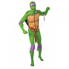 Teenage Mutant Ninja Turtles Halloween Costume Men U0027s Ninja Turtles Costumes Buy Morph Costumes