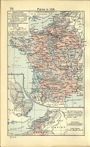 Show Me A Map Of France by