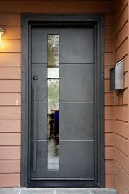 creative of front doors for home and solid wood entry doors modern