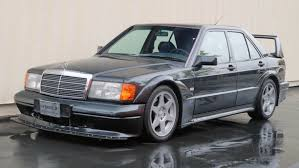 mercedes 190e amg for sale 1991 mercedes 190e 2 5 16v evolution ii cosworth amg