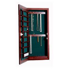 Wall Mount Jewelry Cabinet Small Wall Mounted Jewelry Cabinet Magnetic Lock In Jewelry Cabinets