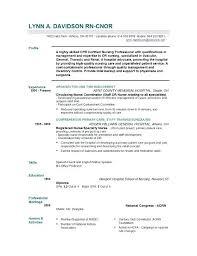 resume nursing student no experience examples templates free four