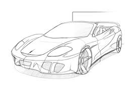 car ferrari drawing 2013 ferrari modena sketch by juggleboy711 on deviantart