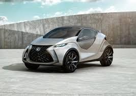 lexus small car models lexus lf sa concept leaked photos suggest sub compact model