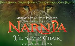 narnia film poster the narnia continent the chronicles of narnia 4 the silver chair