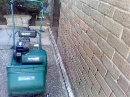 qualcast classic 35 petrol lawnmower in colinton edinburgh