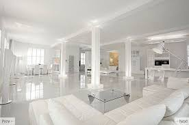 all white home interiors beautiful and sleek interior of the home for cozying up