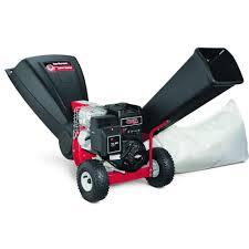 yard machines chipper shredders outdoor power equipment the