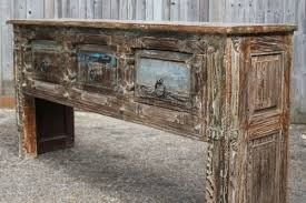Unfinished Console Table Unfinished Wood Console Table Modern Design Console Table Design