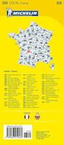 France Maps by Map France Correze Dordogne Michelin Maps U0026 Guides