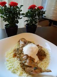 cuisine lapin lapin à la moutarde a superb dish to prepare culinary
