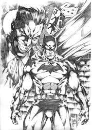 batman vs joker drawing dc comic coloring pages american home