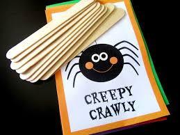 pinning with purpose halloween popsicle stick puzzles